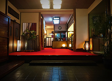 温泉旅館 水月