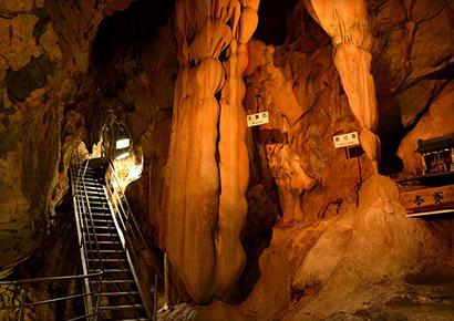龍河洞&冒険コース