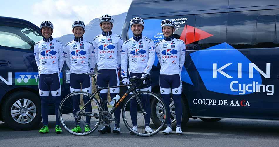 仮入部!KINAN Cycling Team~マイバイクで周るTOJ70km~