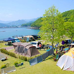 孫太郎オートキャンプ場(紀北町)