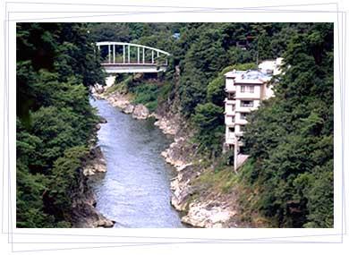 木曽御嶽温泉(木曽町)