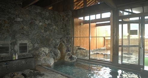 5種の温泉湯めぐり 湯の郷 白馬