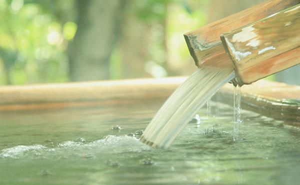 女性にうれしい「美人の湯」