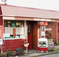 御田町商店街(Café TAC)