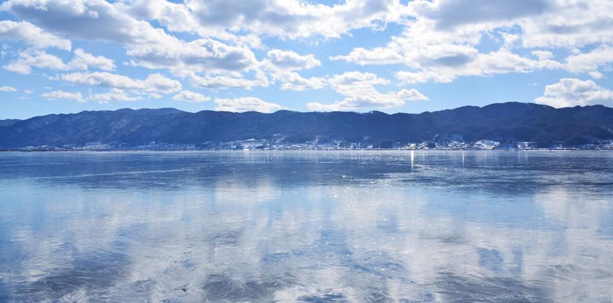 諏訪湖とは