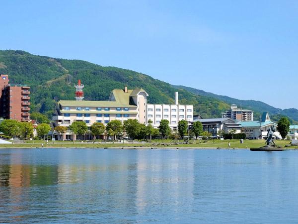 かたくら諏訪湖ホテル