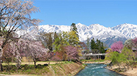長野県・白馬村で過ごすGW