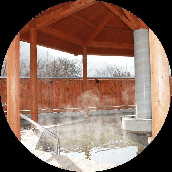 和田宿温泉 ふれあいの湯写真