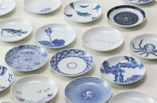 三川内焼500種類の豆皿展