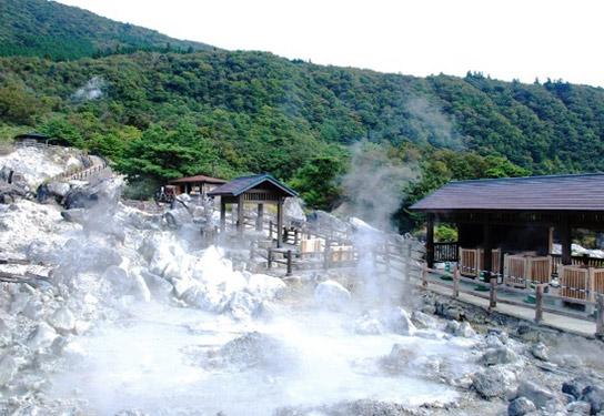 美肌の湯雲仙温泉