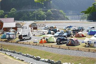 白川渡オートキャンプ場