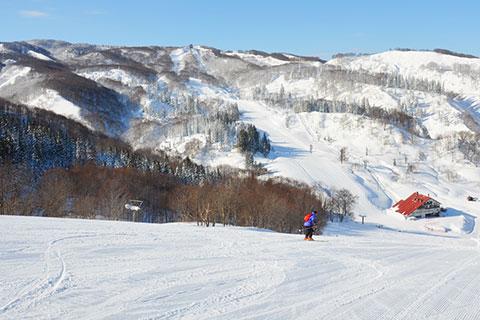 上越国際当間スキー場