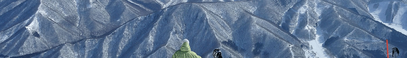 今シーズンのスキー、スノボ 新潟で決まり!