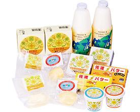 乳製品(佐渡乳業)
