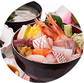 海鮮10種丼
