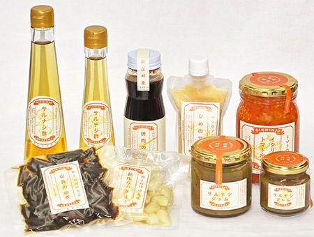 サルナシ酢&ジャム