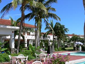 リゾートホテル 久米アイランド