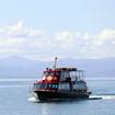 彦根港より出陣〈竹生島航路〉