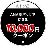 10,000円クーポン