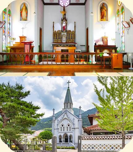 津和野カトリック教会