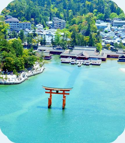 宮島・嚴島神社
