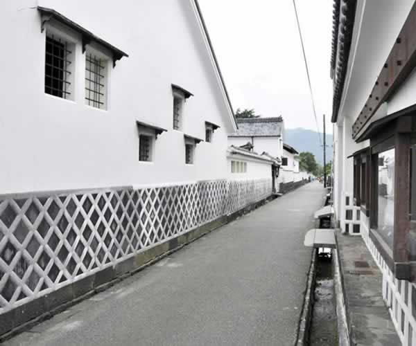 萩城城下町散策