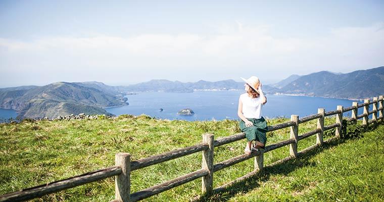 赤ハゲ山(知夫村)