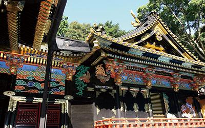 久能山東照宮(静岡市)