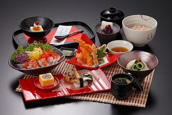 【ホテルコンコルド浜松】直虎「橘赤の膳」(2名様~)※要予約
