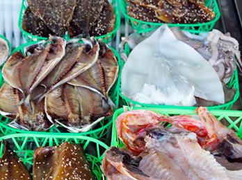 お魚・惣菜