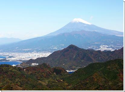 富士の絶景