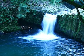 七滝(ななだる)のハイキング