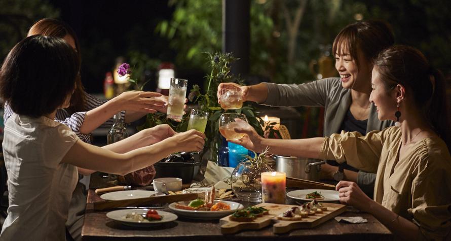 静岡茶で夜を楽しむ「宵茶プロジェクト」