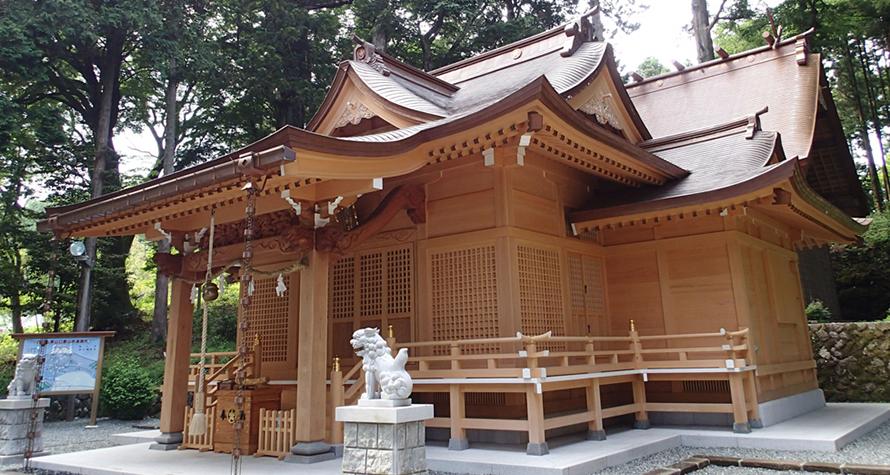 富士山信仰を学ぼう!須山浅間神社特別拝観