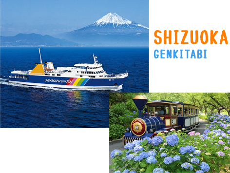 SHIZUOKA GENKITABI