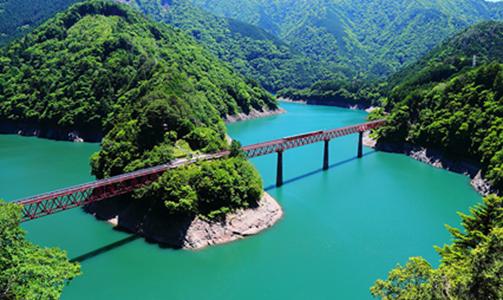 SHIZUOKA GENKITABI 風景