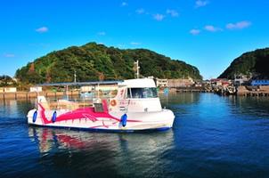 海中観光船 ブルーマリン