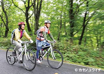ダウンヒルサイクリング