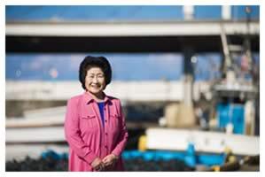 富山県漁業協働組合連合会 代表理事会長