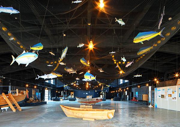 氷見市漁業文化交流センター(ひみの海探検館)