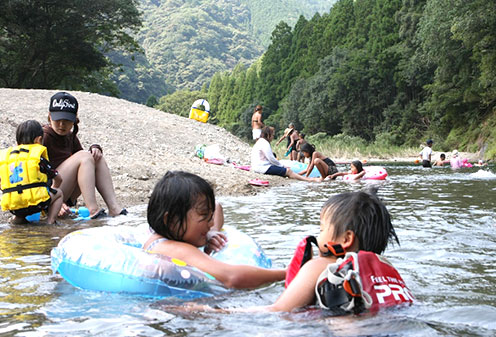 高田自然プール