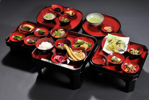 鶴岡で味わう 精進料理