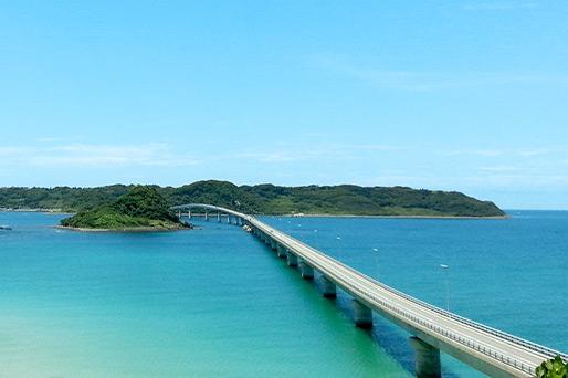 角島大橋【下関市】
