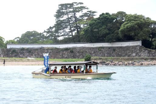 萩八景遊覧船【萩市】