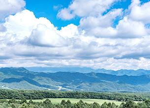 南アルプス、八ヶ岳