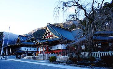 身延山 久遠寺