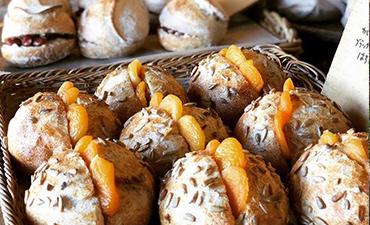 八ヶ岳エリアのパン屋