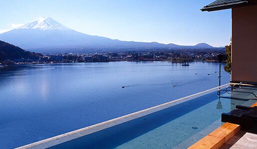 富士河口湖温泉 風のテラスKUKUNA