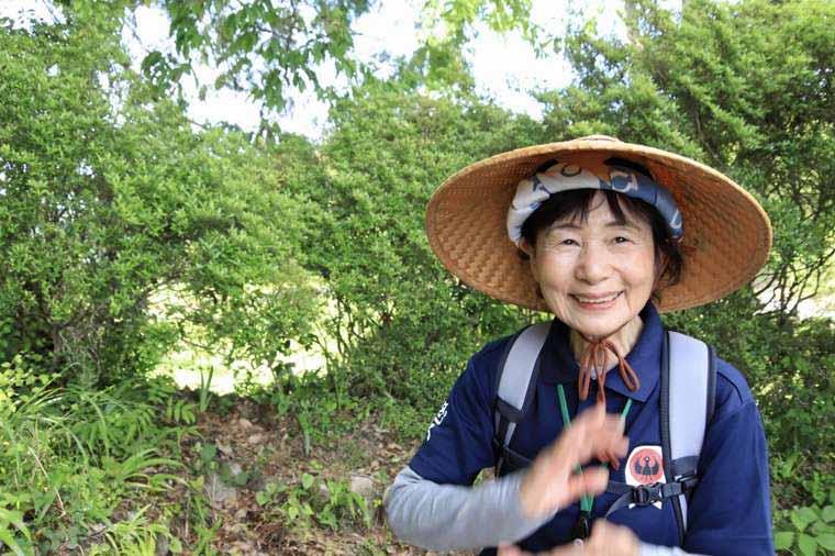 熊野古道の語り部ウォーキングツアー