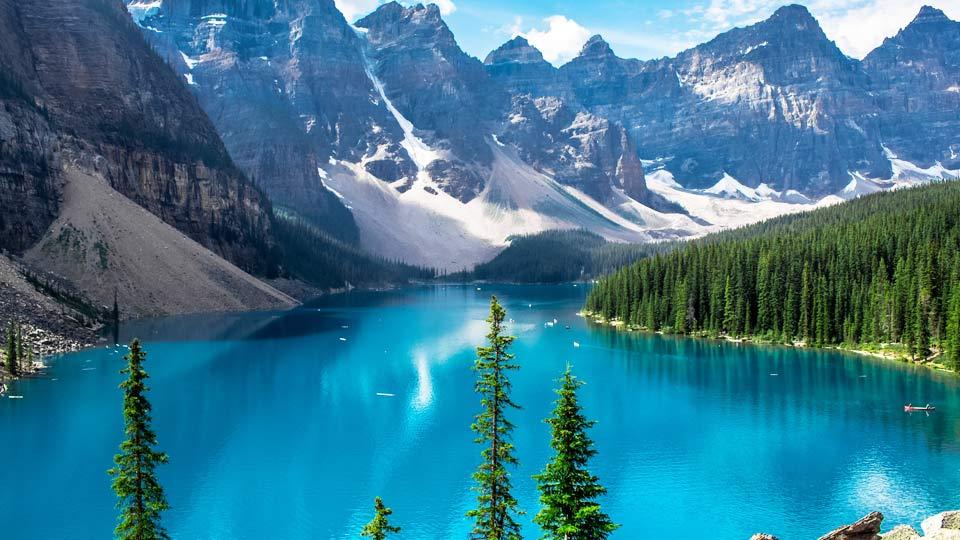 【カナダ】カルガリー・バンフ観光!自然と都市の4泊6日モデルプラン